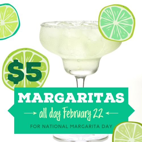 Margarita Special Instagram Post