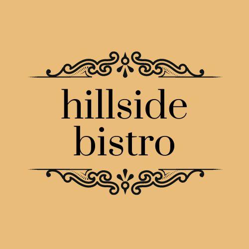 Bistro Logo Sticker