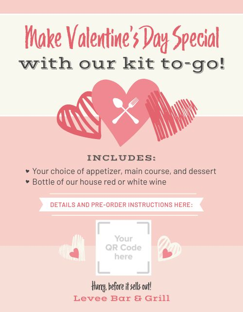 Valentines Day Announcement