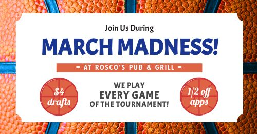 March Madness FB Update