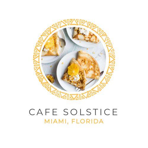 Cafe Restaurant Card