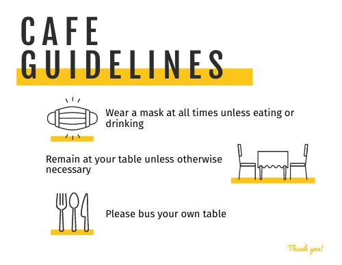 Guidelines Announcement