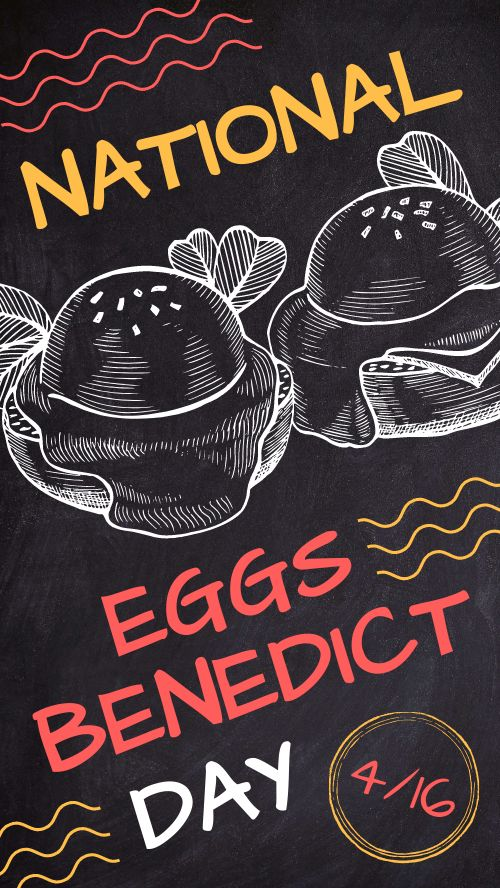 Eggs Benedict Facebook Story