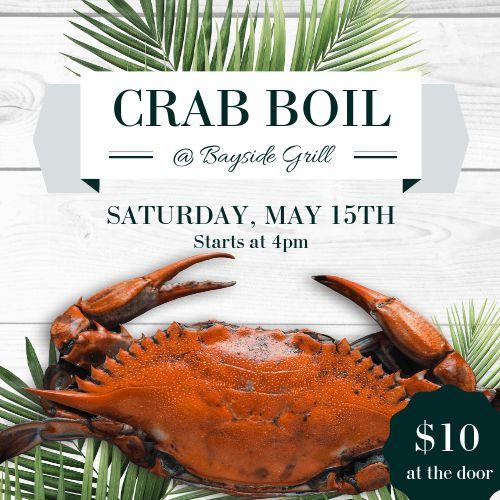 Crab Boil IG Post