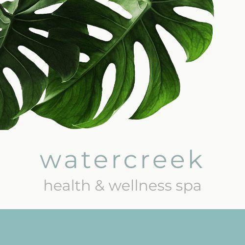 Tropical Spa Business Card