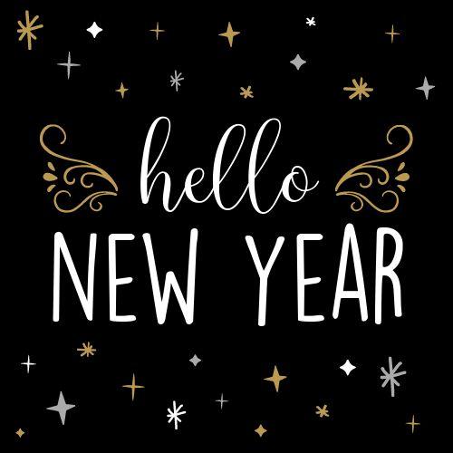 New Years Eve Instagram Post
