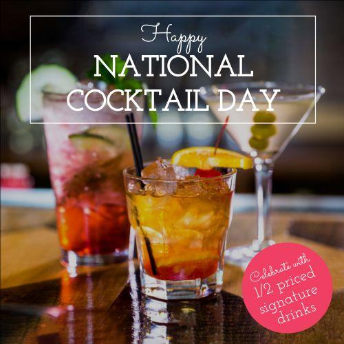 Cocktail Instagram Post
