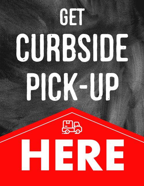 Curbside Pickup Flyer