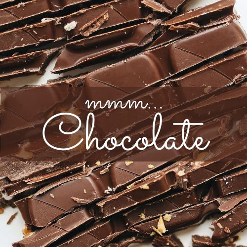 Chocolate Instagram Update