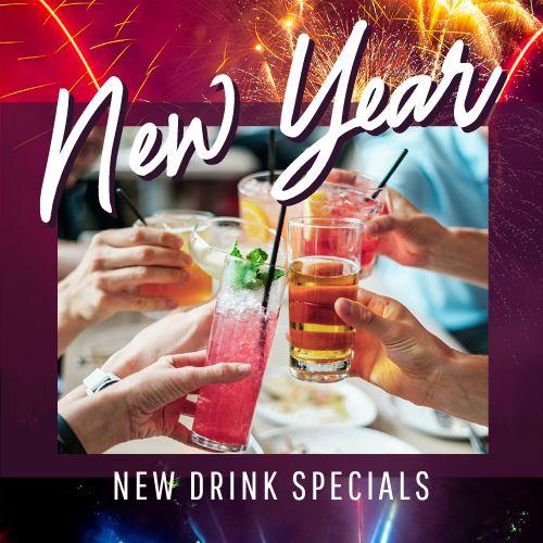 New Year Specials Instagram Post