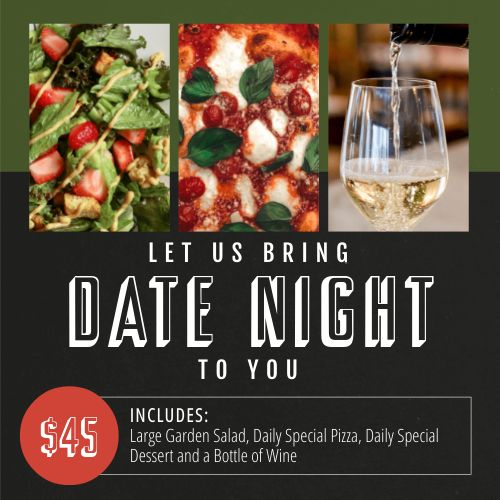 Couple Dinner Instagram Post