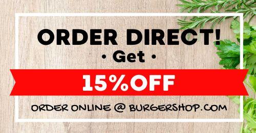Order Direct Sale Facebook Post