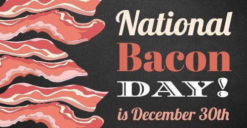 Bacon Facebook Update