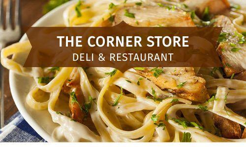 Deli Restaurant Business Card