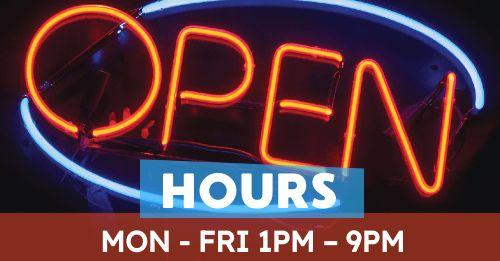 Neon Hours Facebook Post