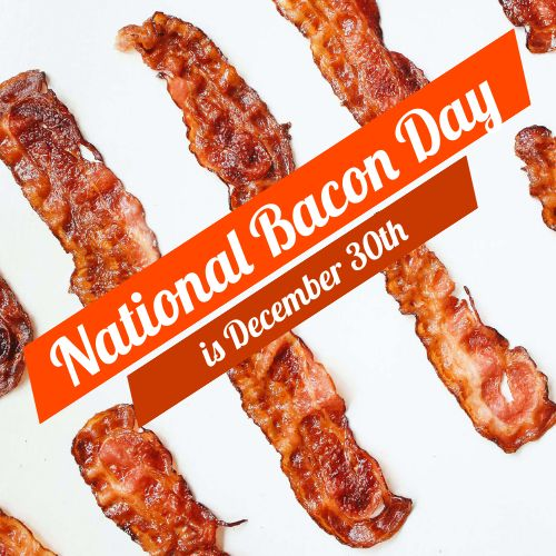 Bacon Holiday Instagram Post