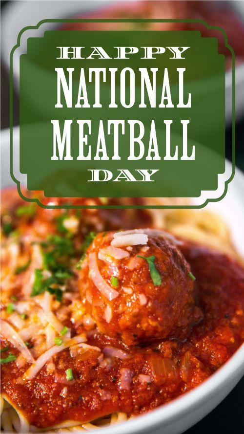 Meatball Day Instagram Story