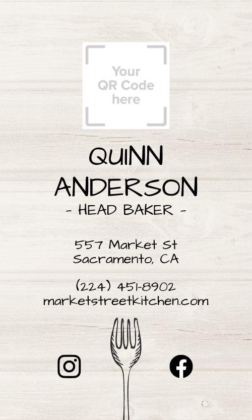 Market Business Card
