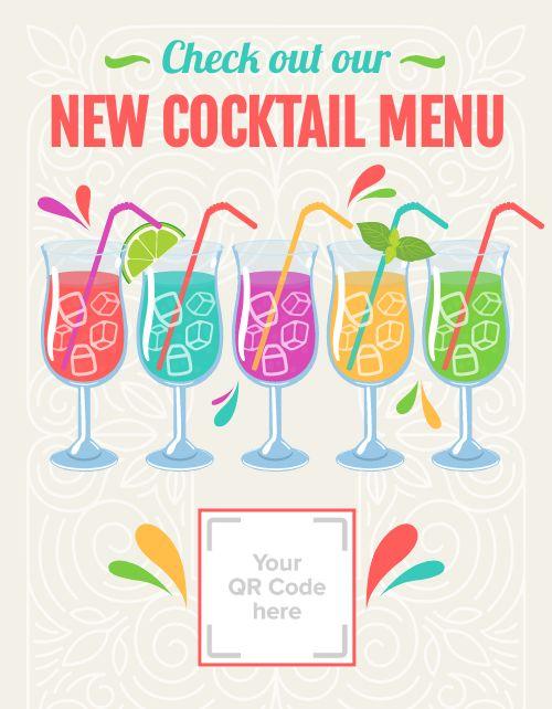 Cocktail Flyer