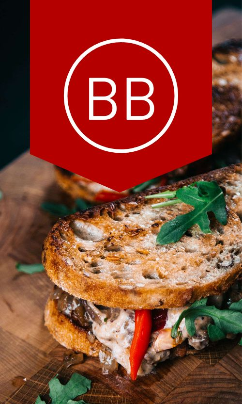 Cafe Bistro Business Card