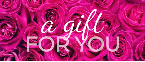Valentines Roses Gift Certificate