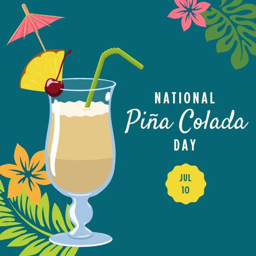 Pina Colada Instagram Update