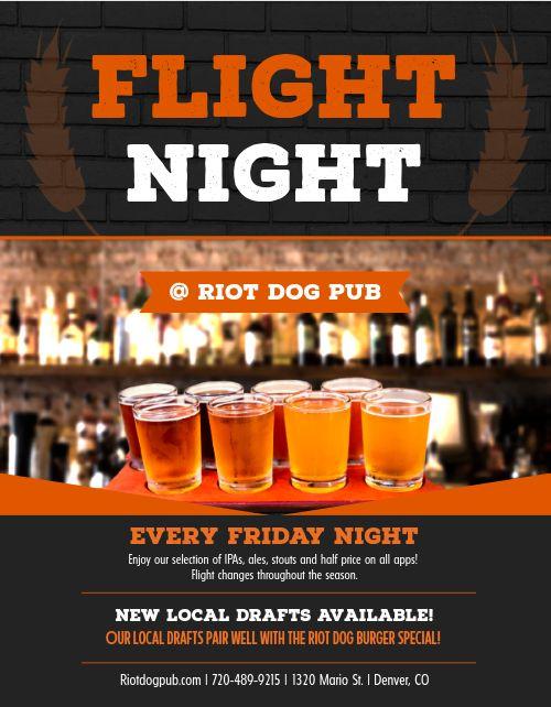Flight Night Flyer