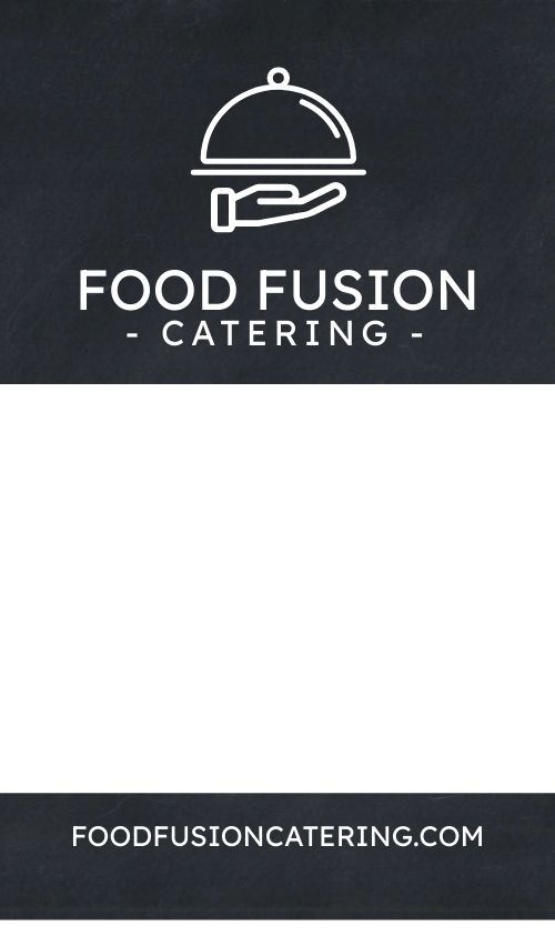 Catering Label