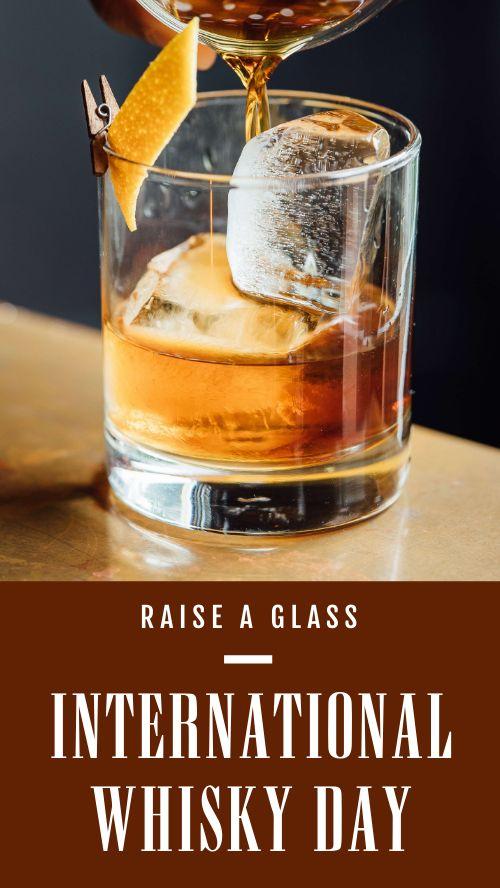 Whisky Instagram Story
