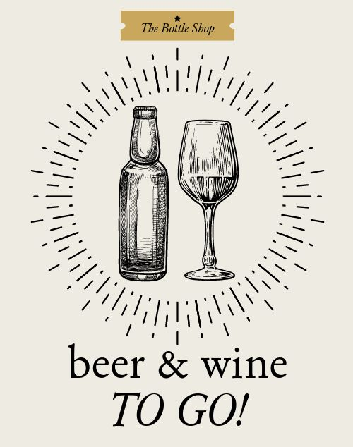 Alcohol To Go Poster