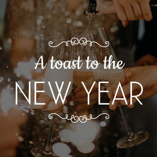 New Years Eve Instagram Update