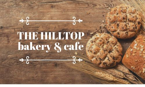 Rustic Bakery Business Card