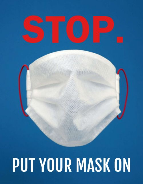 Wear Masks Flyer