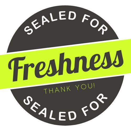Freshness Packaging