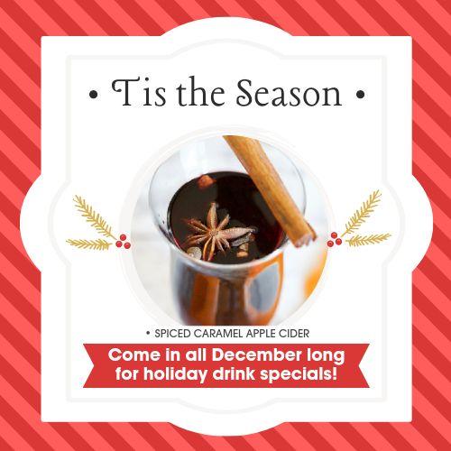 Holiday Specials Instagram Post