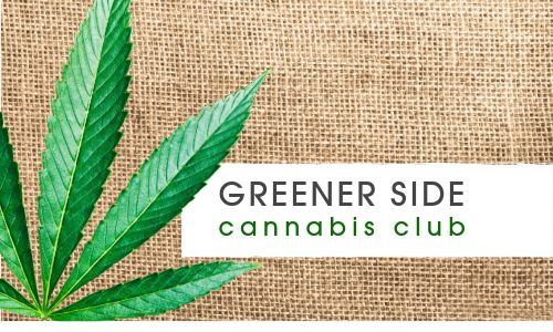 Dispensary Owner Business Card
