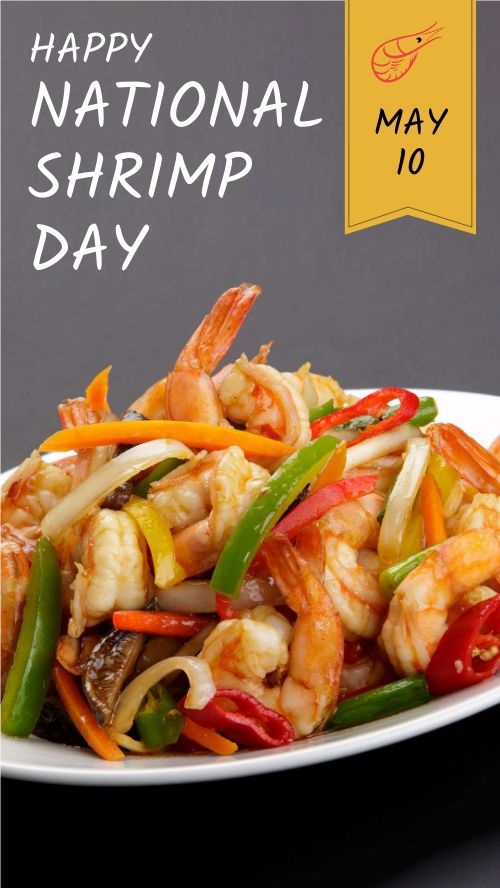 Shrimp FB Story