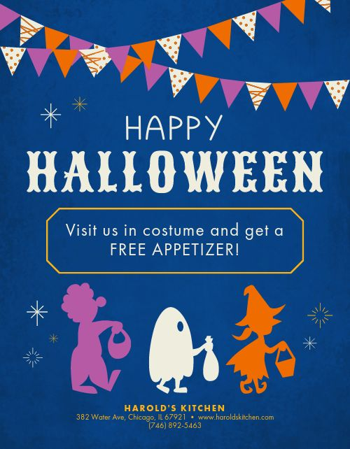Halloween Costume Sign