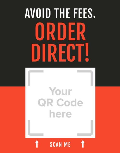 Order Direct Poster