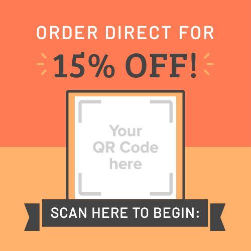Order Direct Biz Card