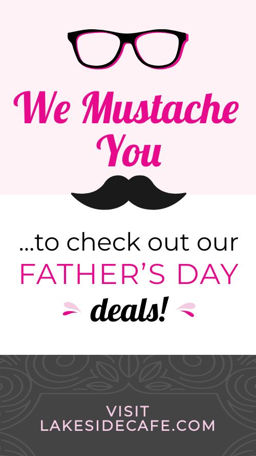 Fathers Day Deals Instagram Story