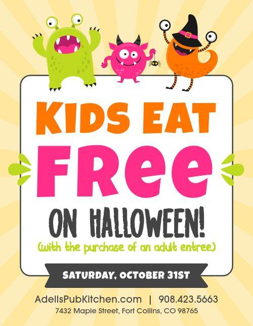 Halloween Kids Sign