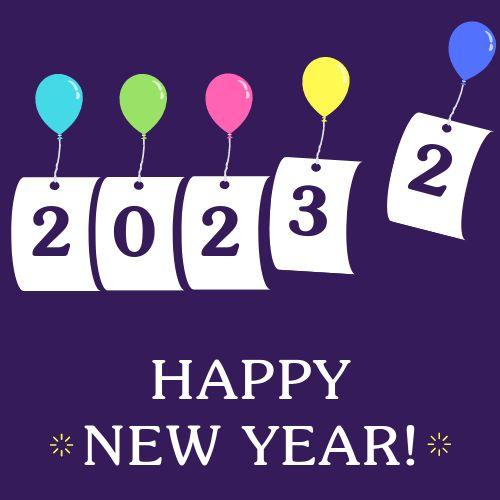 Happy New Year Instagram Update
