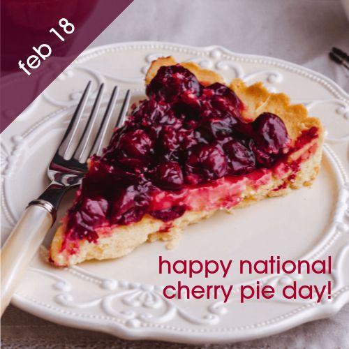 Cherry Pie Instagram Post