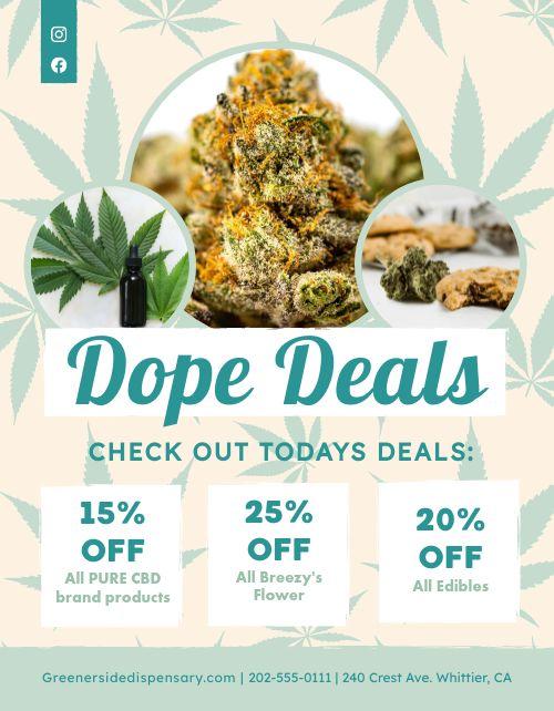 Cannabis Signage