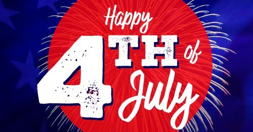 Fourth of July Fireworks Facebook Post