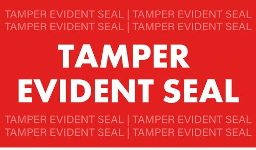Tamper Evident Takeout Packaging