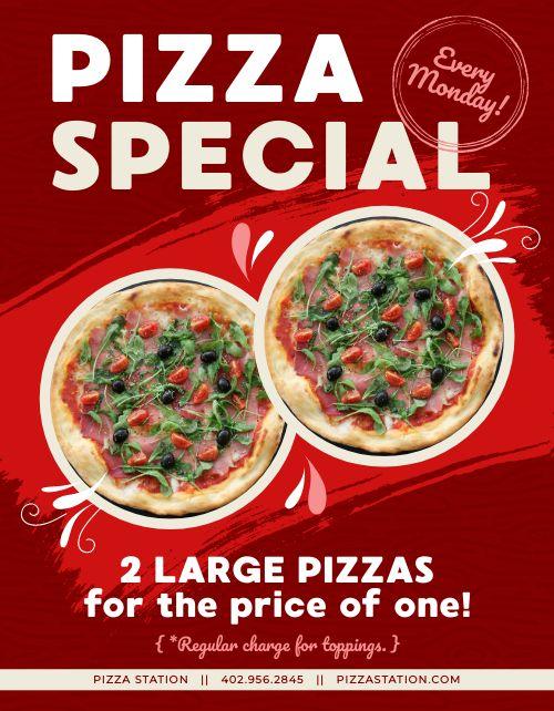 Pizza Ad
