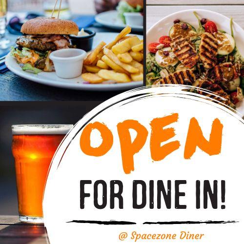 Open Dine In Instagram Update