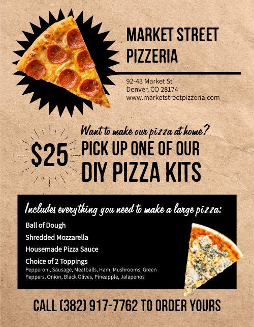 Pizza Kit Announcement
